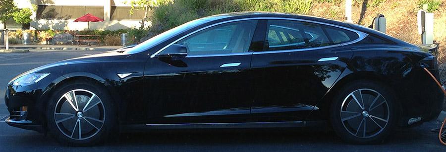 Как изменилась Tesla Model S за два года