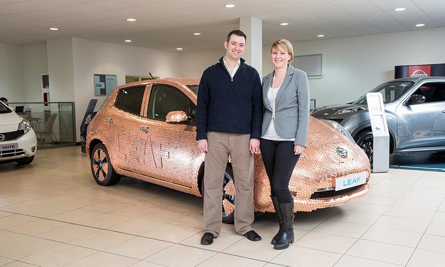 100 000 Nissan Leaf-ов продано