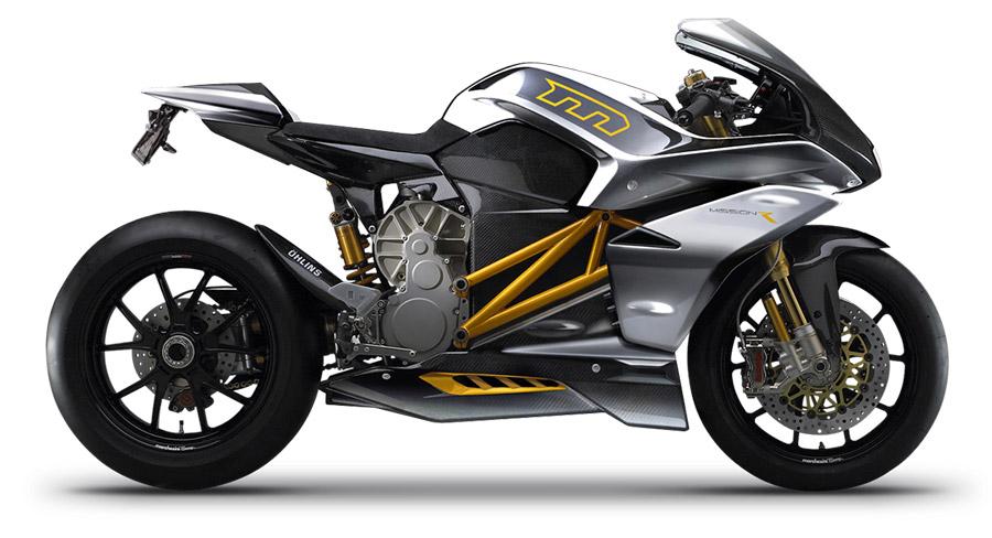 Мотоцикл Mission R
