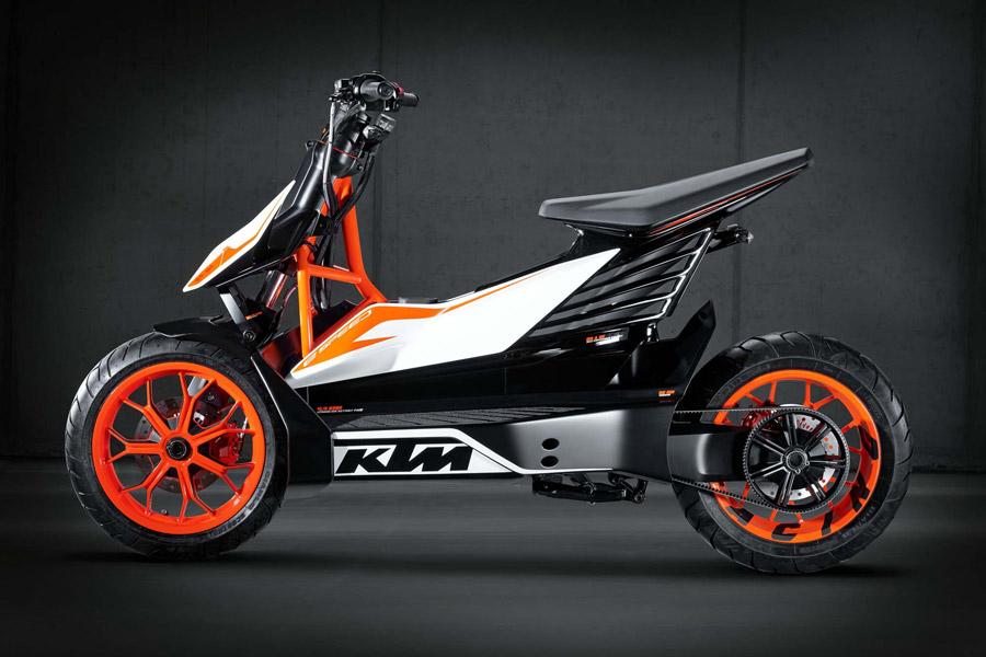KTM e-ride