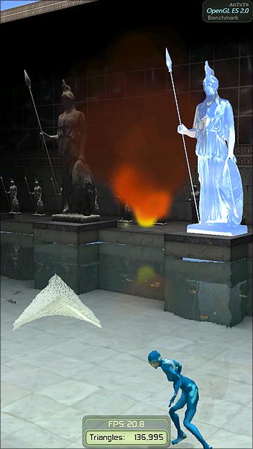 тест 3D-графики Highscreen Boost 2 SE (фото zimaj)