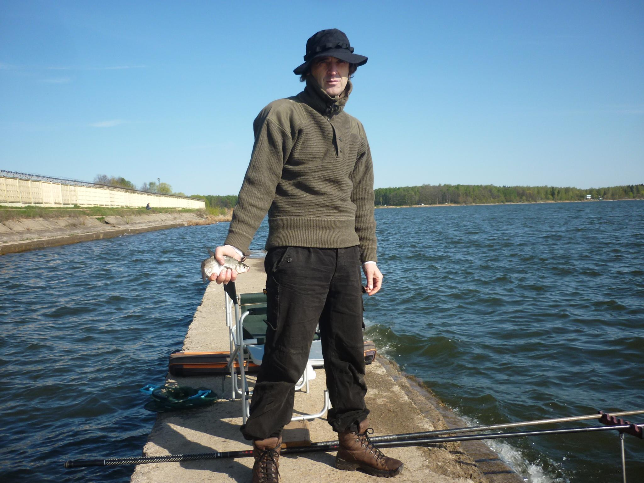 Подлещик-первый, в весенне-летней кампании 2015г. Озеро Сенеж.