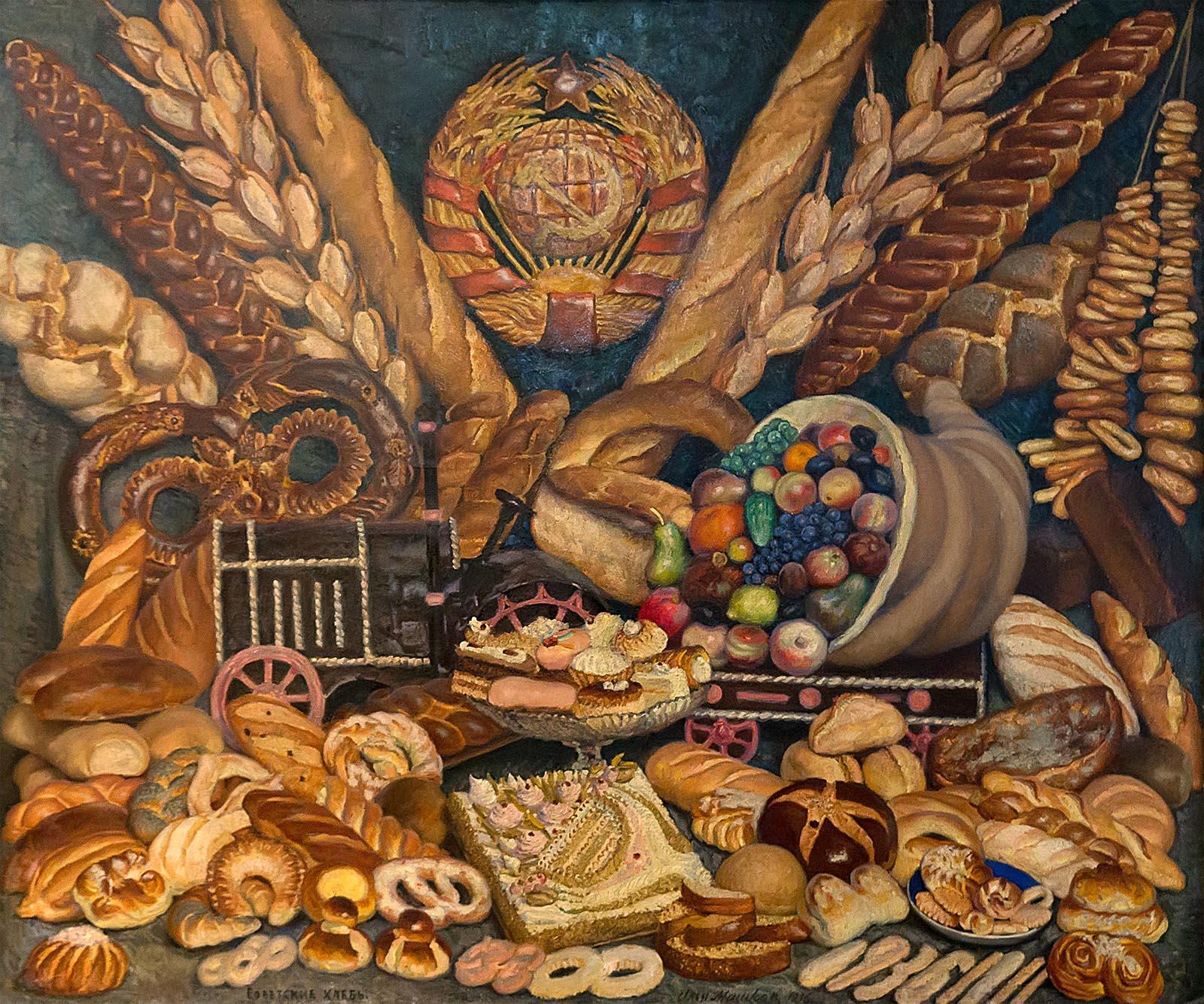 Советская еда - лучше или хуже?