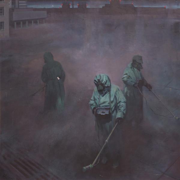 Кильпе Генрих Эдуардович (1922–1994) «Чернобыль. Припять» 1987.jpg