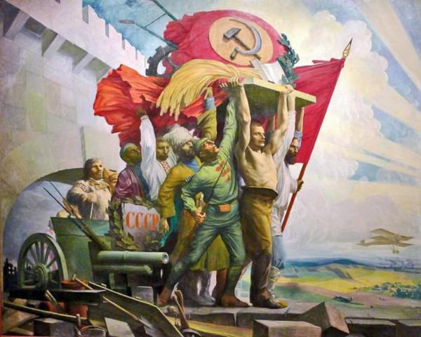 Степан Карпов Дружба народов. 1923-1925..jpg