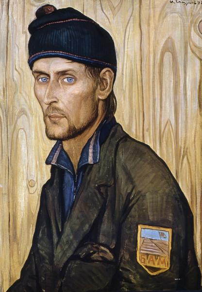 Виктор Печеницын, плотник - Илья Глазунов.jpg
