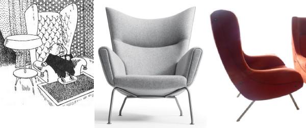 Рогатое кресло