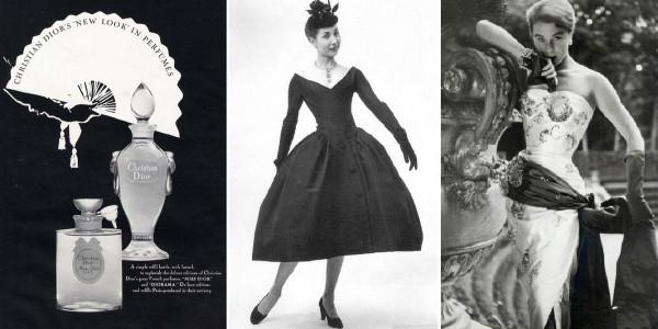 Мисс Диор и 1950-е