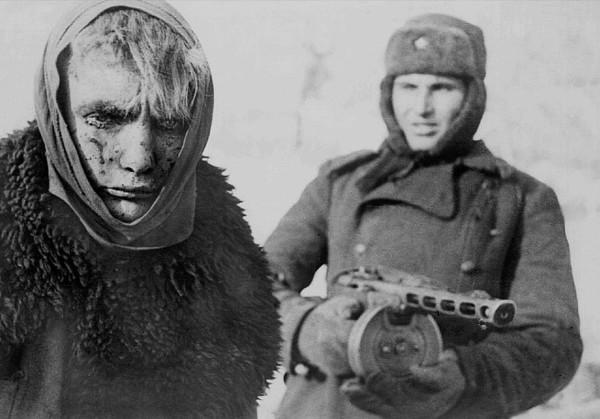 Фрицы Сталинград