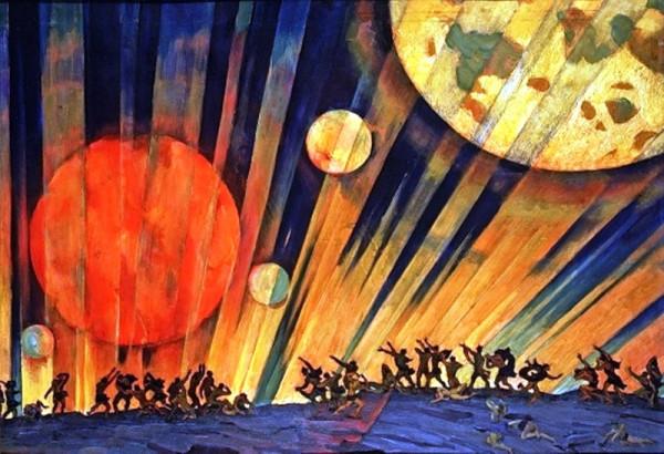 0-0._0. Юон Новая Планета 1919-20