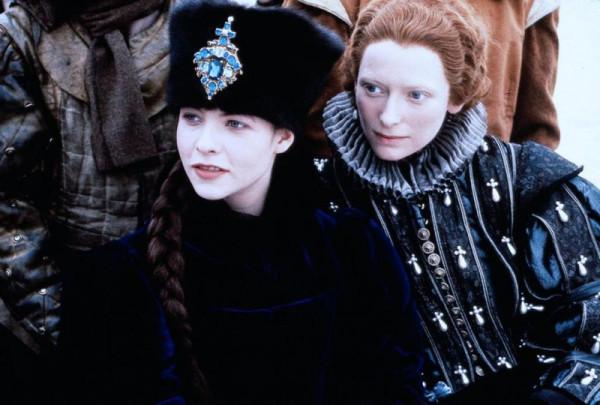 Кадр из фильма Орландо 1992 года