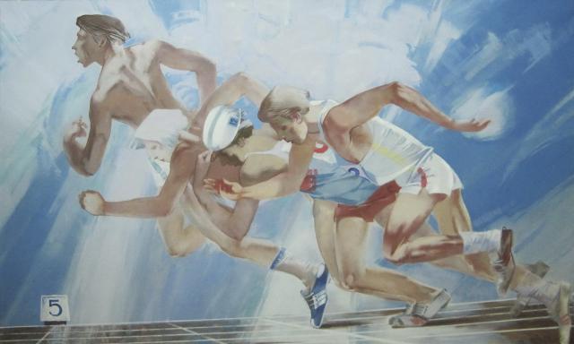 Шарыгин В.В. Весенние старты. 1979