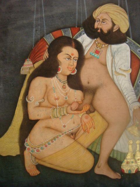 кончает индийская женщина предается половым утехам трахал