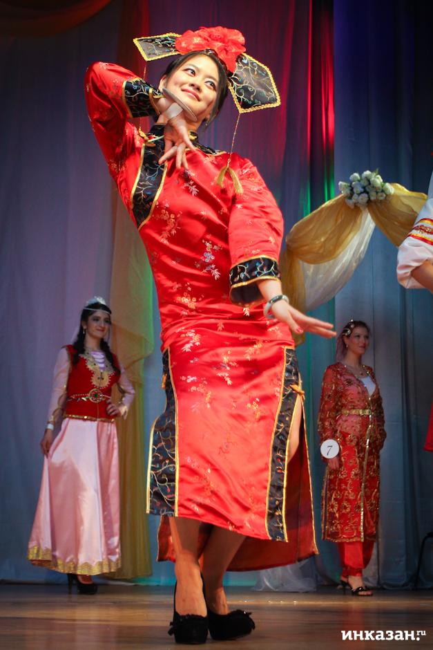 Женский народный костюм Самара