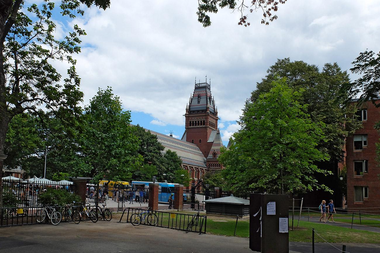 Harvard-8