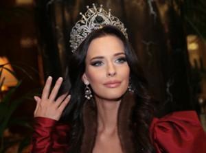 Наталья Переверзева - конкурсантка «Мисс Земля-2012» выступила по-зиновьевски!