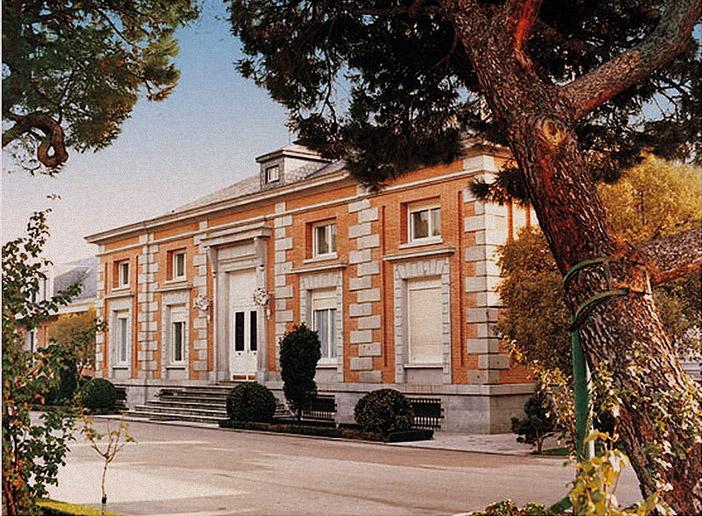Дворец Сарсуэла