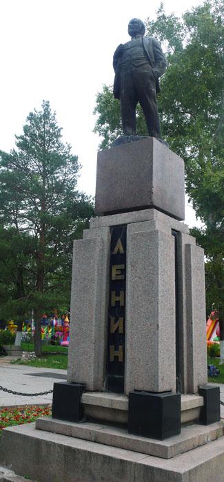 Ленин в натуральную величину