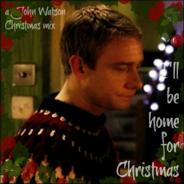 "I""ll Be Home For Christmas"