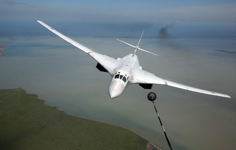 Ту-160(с) сайт Туполева