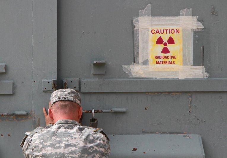 Американский ядерный арсенал(с) РИА Новости