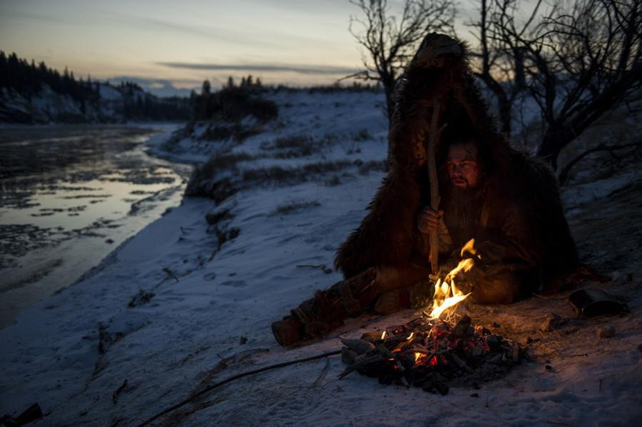 Выживший(кадр из фильма)