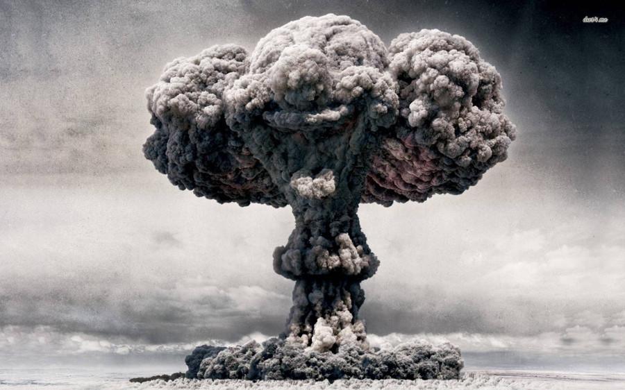Ядерный удар РФ по Лондону