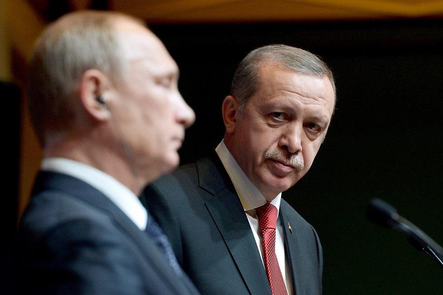 Эрдоган думает как охмурять