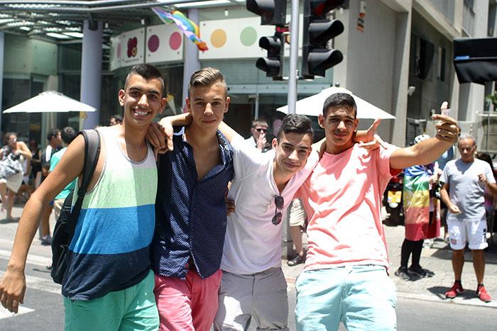 знакомства в израиле гей