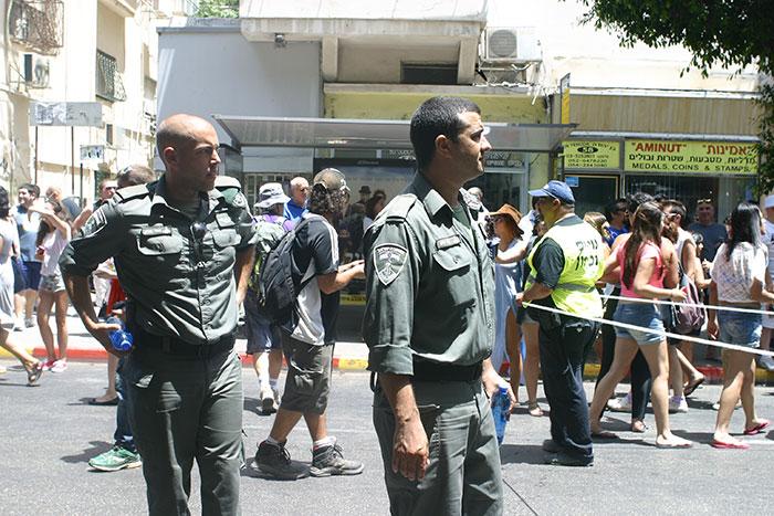 Гей-парад в Тель-Авиве, 7 июня 2013