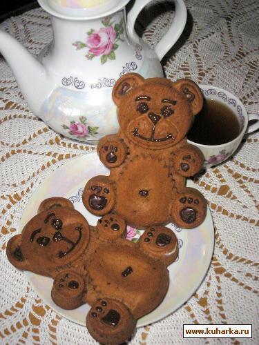 Рецепт мишки барни в