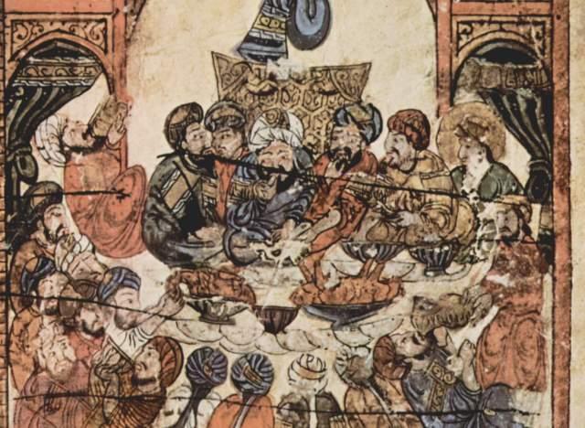 От золотого века Ислама к исламскому фундаментализму (древние изображения)