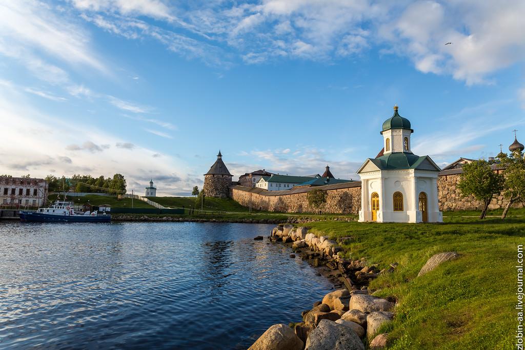 Большой Соловецкий остров
