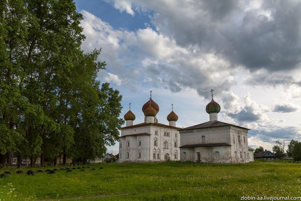 #onegoexp2015 - Каргополь