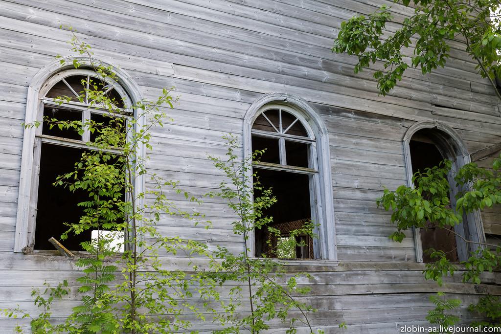 Деревянные церкви Руси