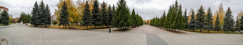 Панорама Лениногорска