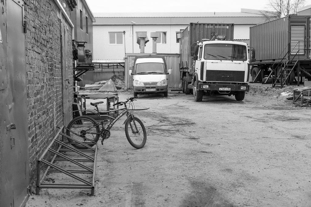 Велосипед. Открытие велосезона?