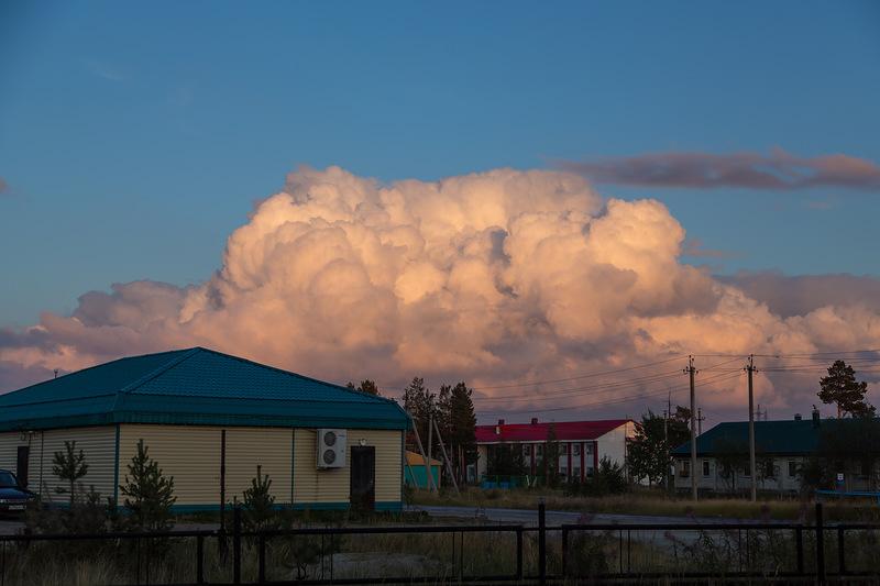 Ямальское небо