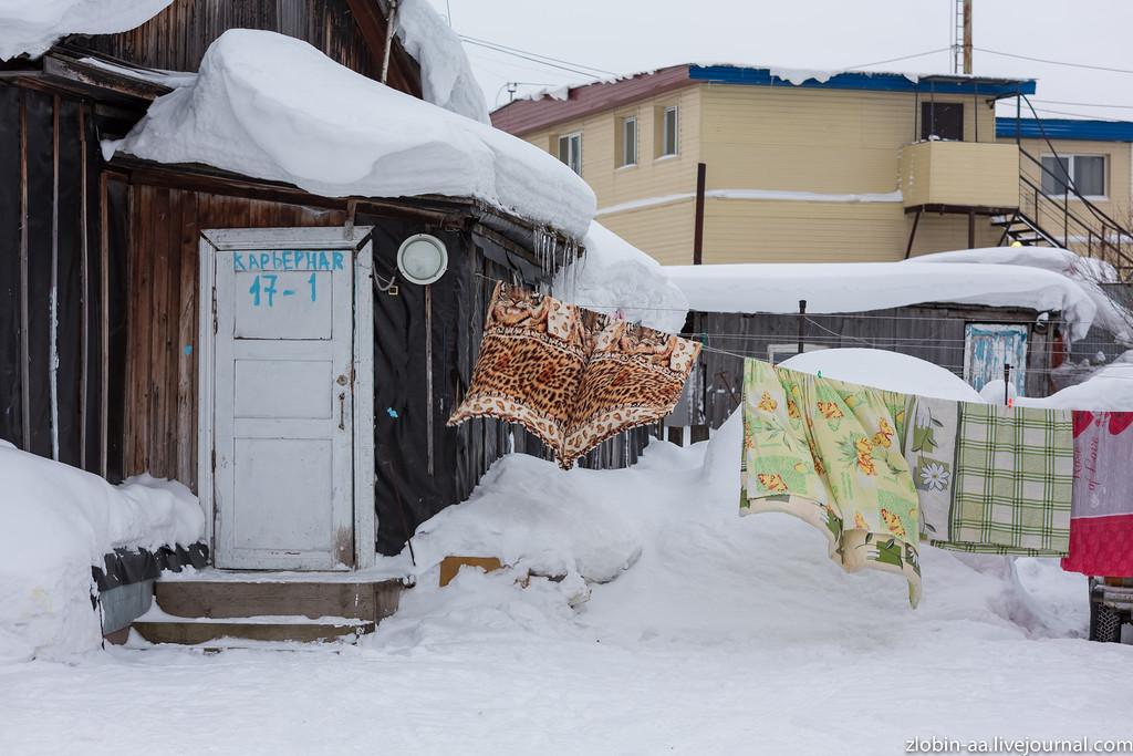 Сибириское гетто