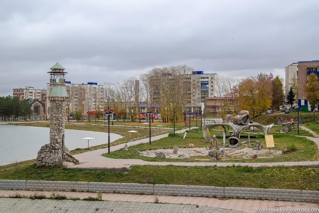 Парки г. Лениногорск