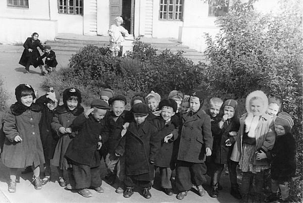 Детсад N65. Улица Мира. 1958