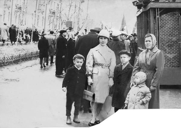 Рязанова 1965 год