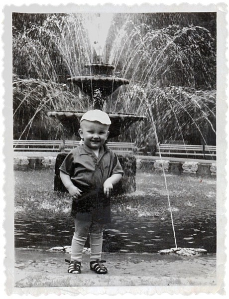 Парк металлургов ЧМЗ. 1969 год