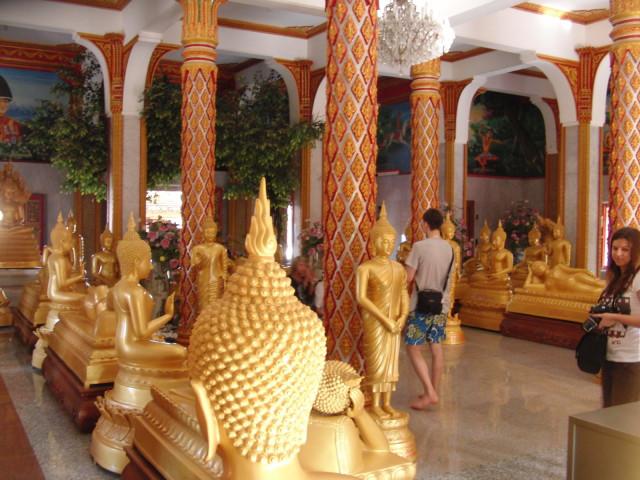 Поездка в Тайланд. Отчет по П(х)укету. Часть - 1.