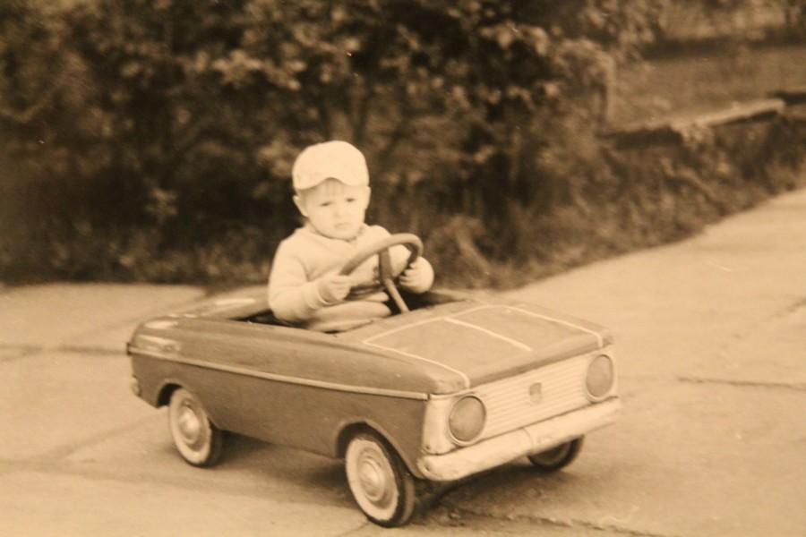 Моя первая машина фото