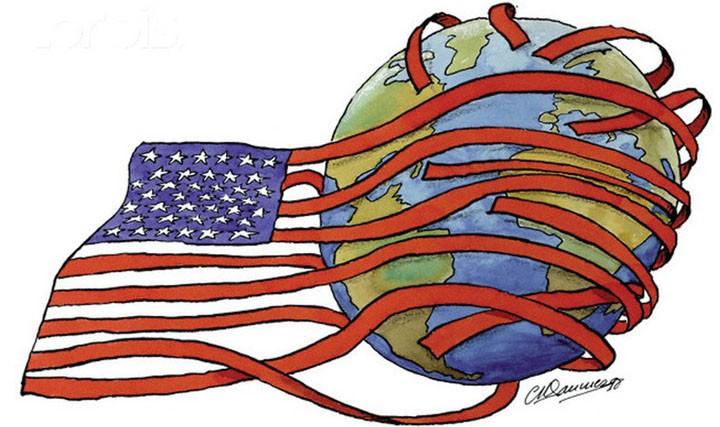 Внешняя политика США: противоречие или тирания?  Чужое мнение.