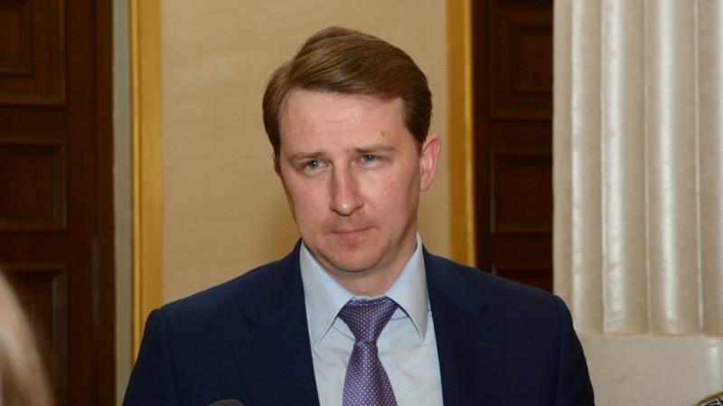 На фото - Алексей Копайгородский, новый Глава города-курорта Сочи
