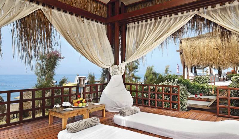 Ela Quality Resort 5 звезд, Белек, Турция