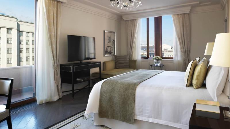 номер в отеле Four Seasons Hotel Moscow 5*