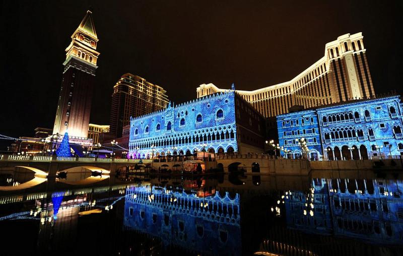Venetian Macao Resort hotel - шикарный отель в особой зоне Китая